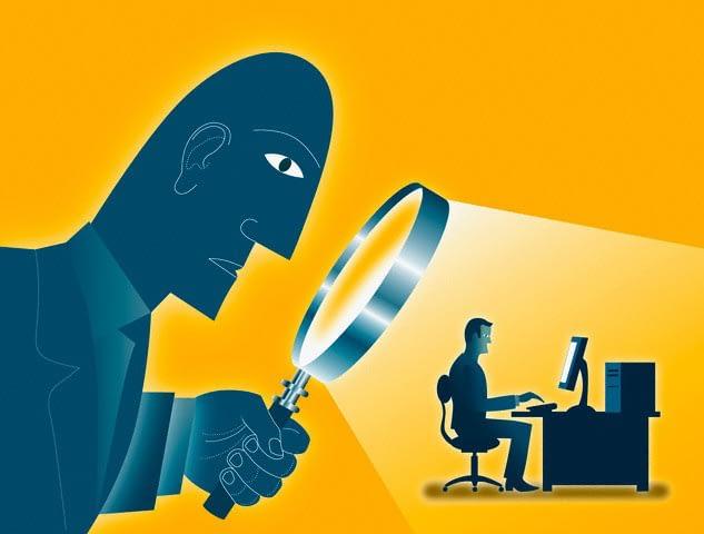 IS EMPLOYEE TRACKING SPYING?