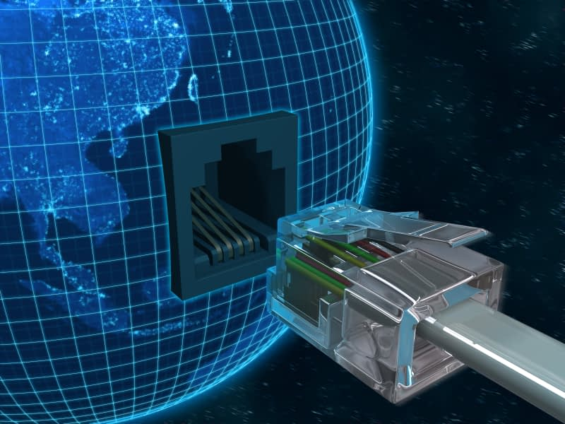 CONNECTING THE WORLD WITH THE INTERNET OF THINGS